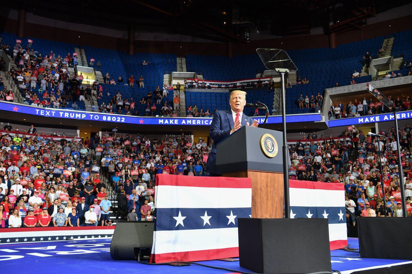Trump Tulsa June 2020