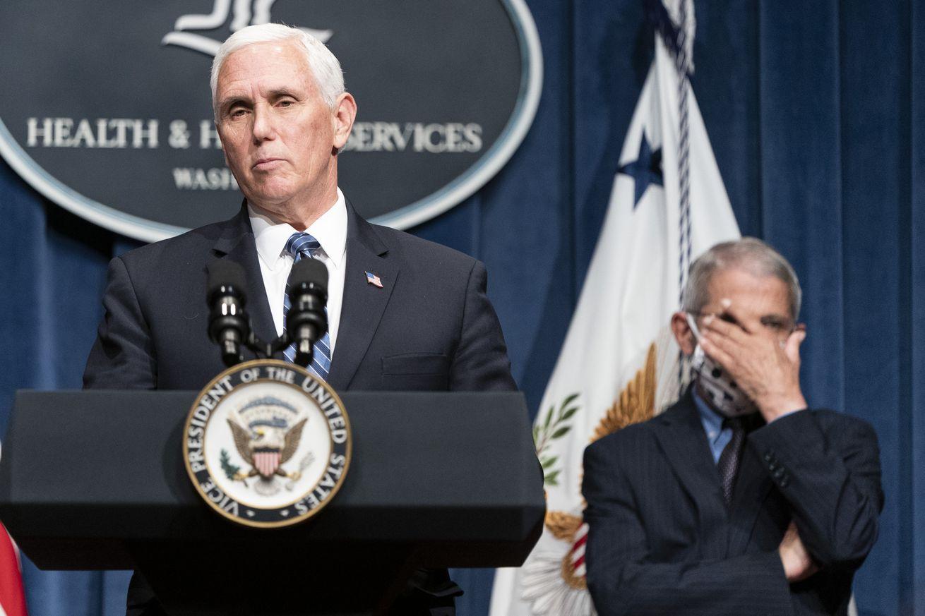 Vice President Pence Leads Coronavirus Task Force Briefing