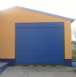 rolovacia garážová priemyselná brána